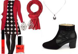 da04066cb9f5d Inspiration du jour   tenues   chaussures - Petits Souliers