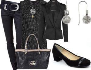 tenue-pour-ballerine-noire