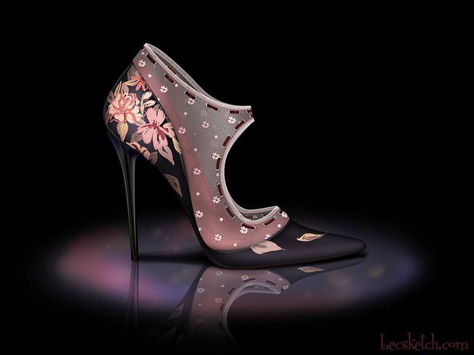 chaussures Mary Poppins