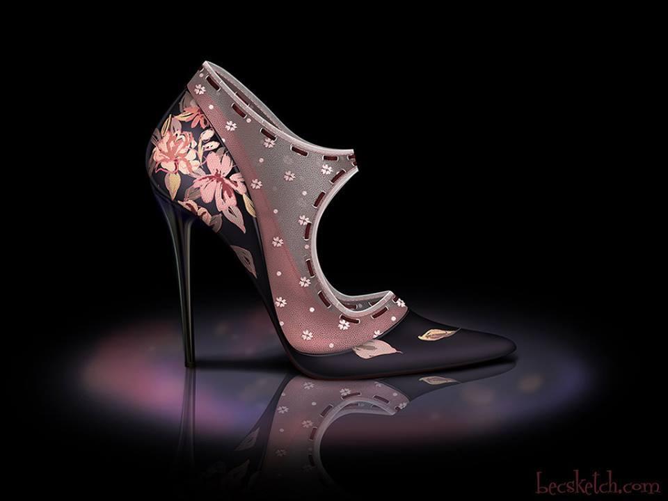 Gut gemocht Des chaussures de Princesse - LE BLOG DE PETITS SOULIERS ! TX54