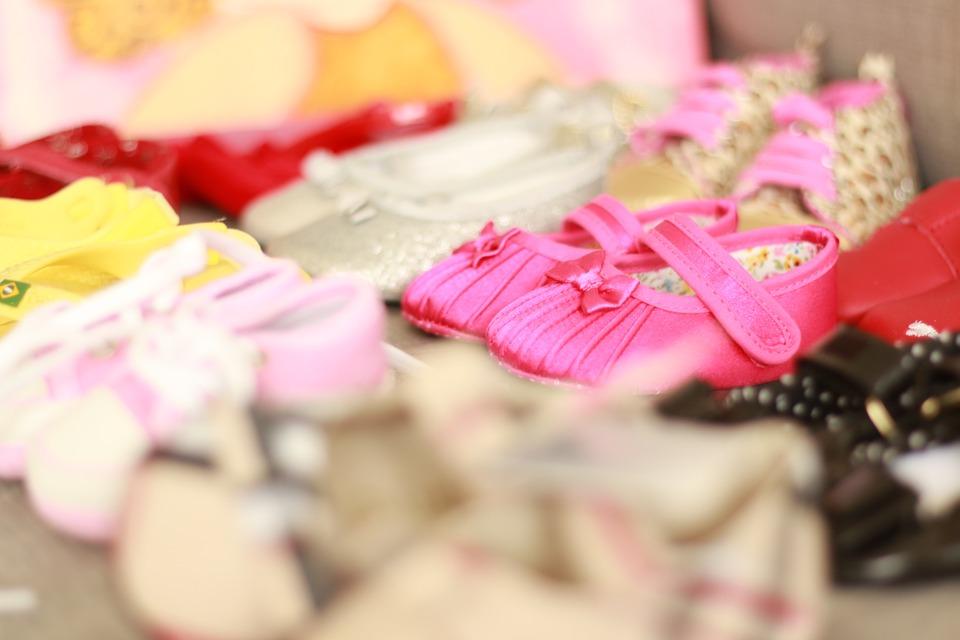 chaussures enfant vs chaussures femme petite pointure