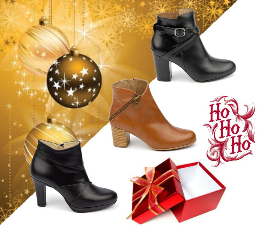 Les bottines Petits Souliers à mettre sur votre liste de Noël  !