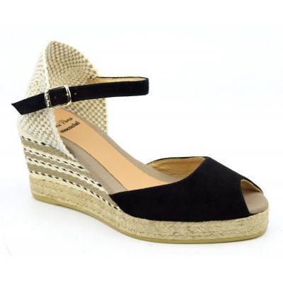 Espadrilles, sandales compensées, Toni Pons