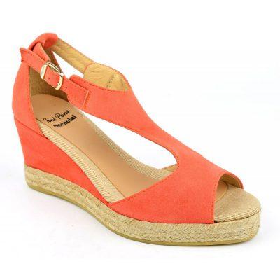 Espadrilles, sandales compensées, petite pointures