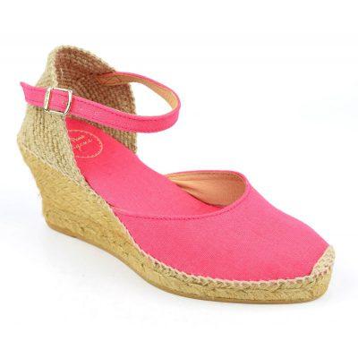 Espadrilles, sandales compensées Toni Pons,petite pointure