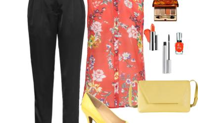 J'ai envie de porter des escarpins jaunes petites pointures !