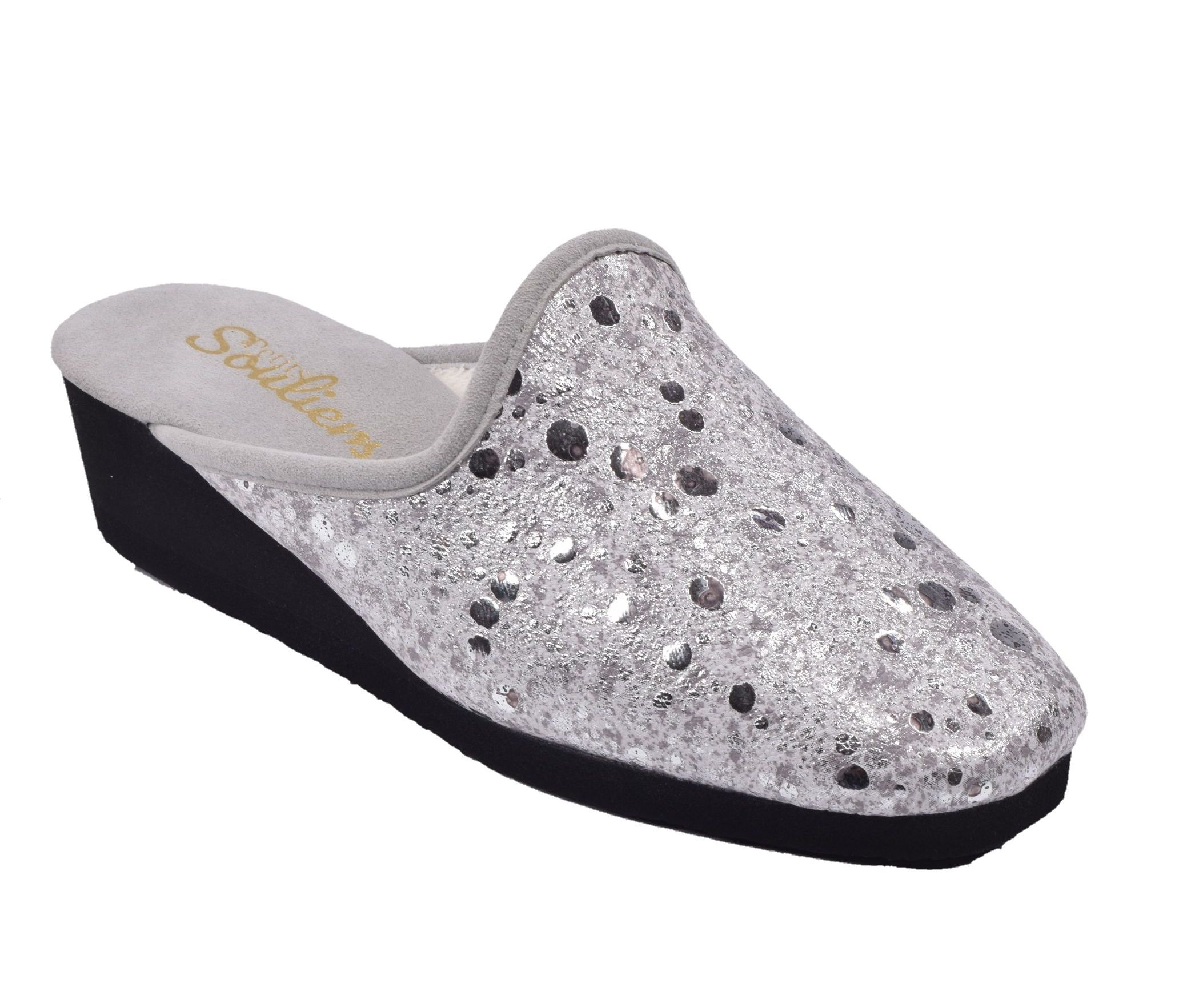 Chaussons mules petites tailles