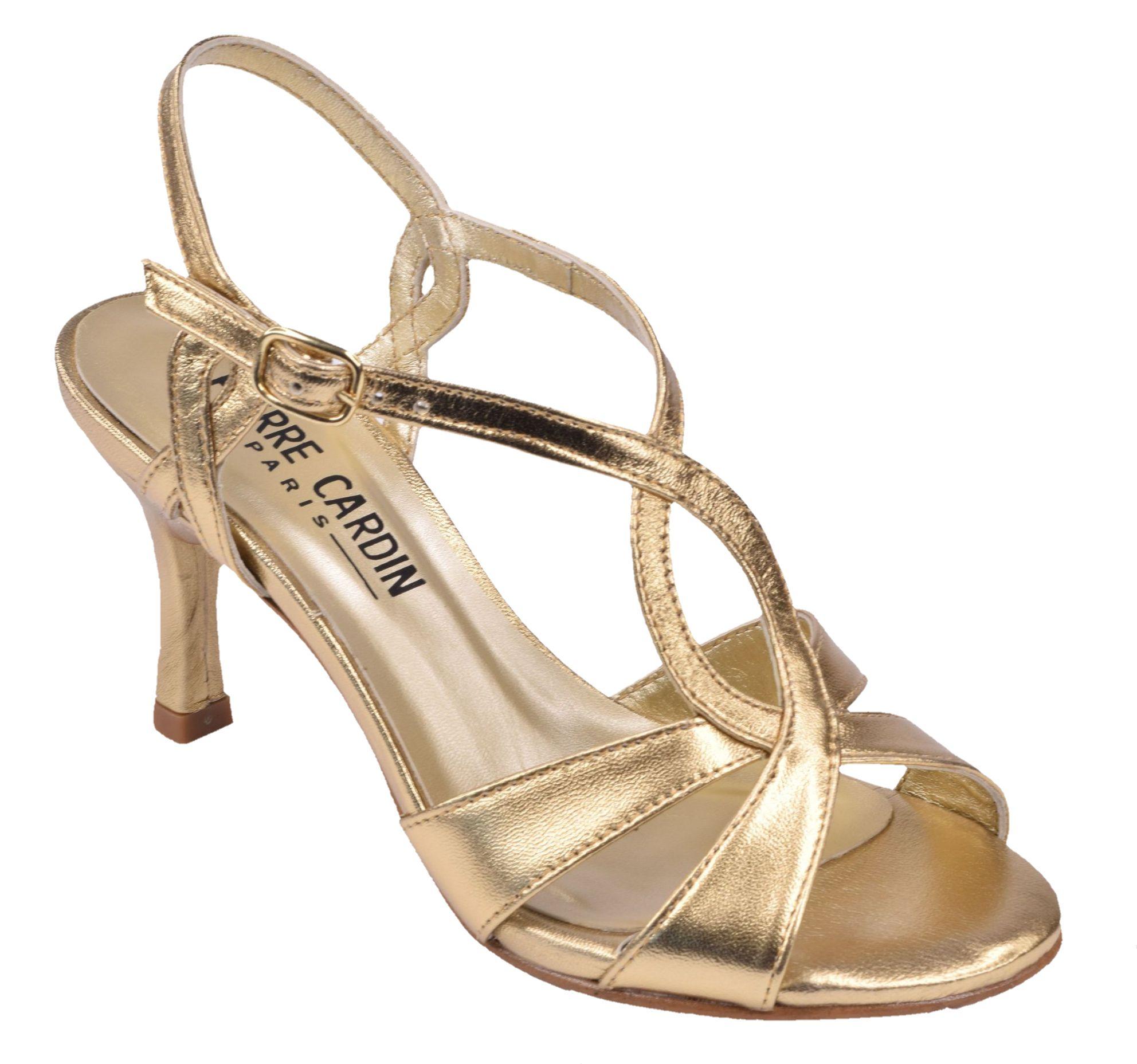 Sandales habillées femme petites pointures 33 34 Pierre Cardin
